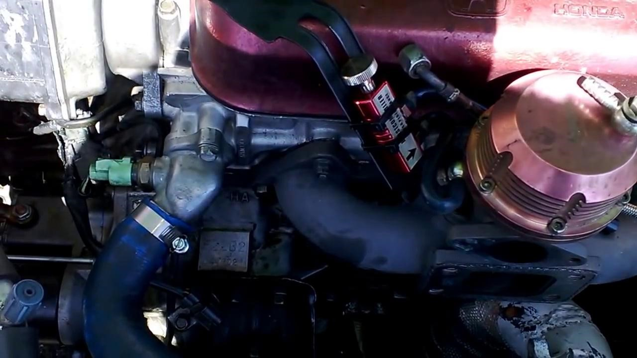 The Guide to install Intercooler and Run the pipes on 5th Gen Honda Accord